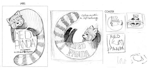 red-panda-label