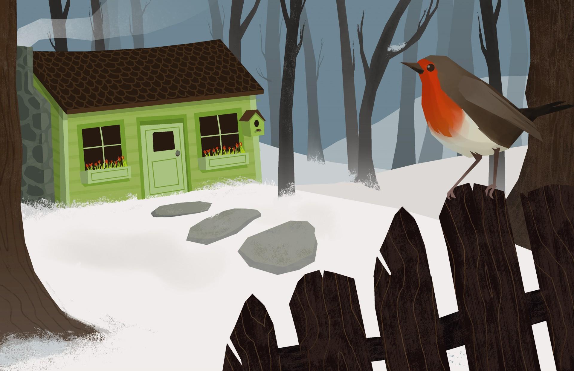 bird house final